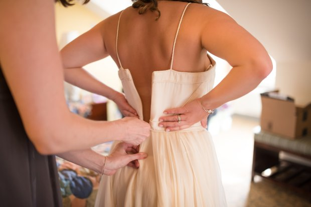 Tasha and Mike's Intimate Castle Hill Inn Wedding