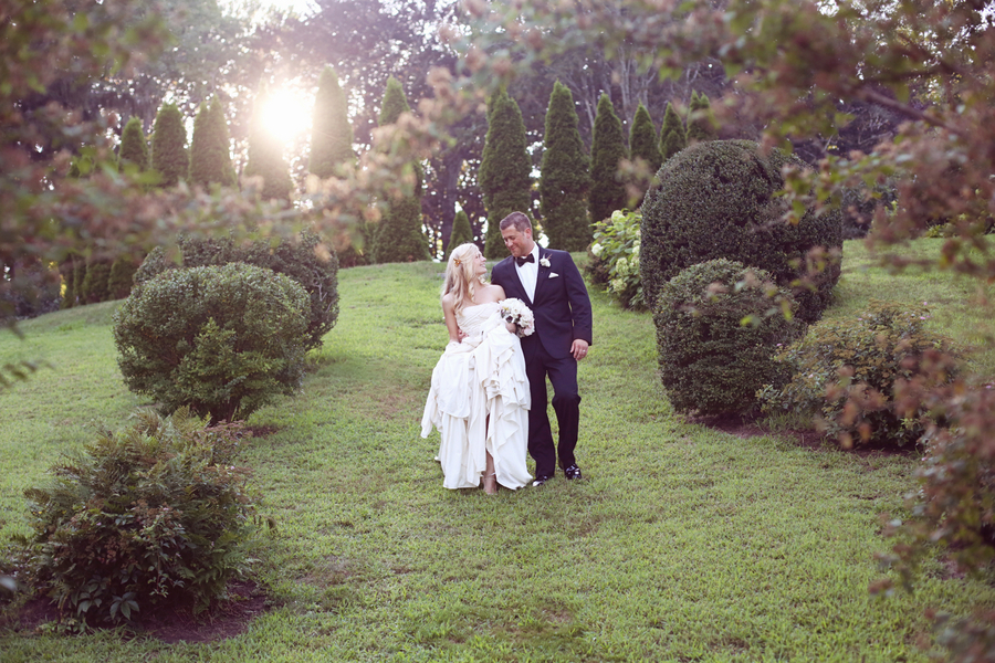 Ashley and John's Vintage Seaside Wedding at Glen Manor House