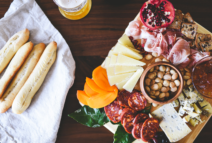 5 Ways to Build a Charcuterie Board