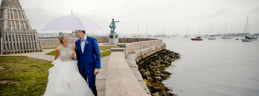 Kristina and Kevin's Castle Hill Inn Wedding