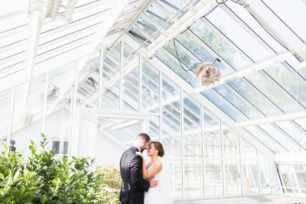 Katie and Tom's Blithewold Mansion Wedding on The Newport Bride Bridal Blog