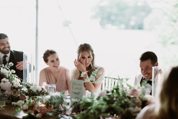 Kelly + Joe's Blithewold Mansion and Gardens Wedding on The Newport Bride a Rhode Island Wedding Blog