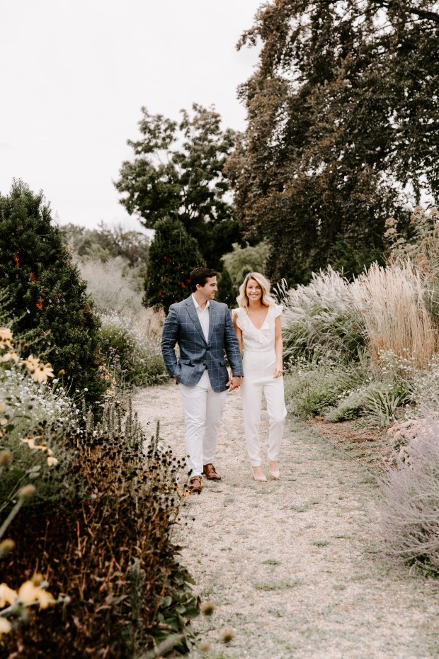 J + K's Engagement Session on The Newport Bride a Rhode Island Wedding Blog