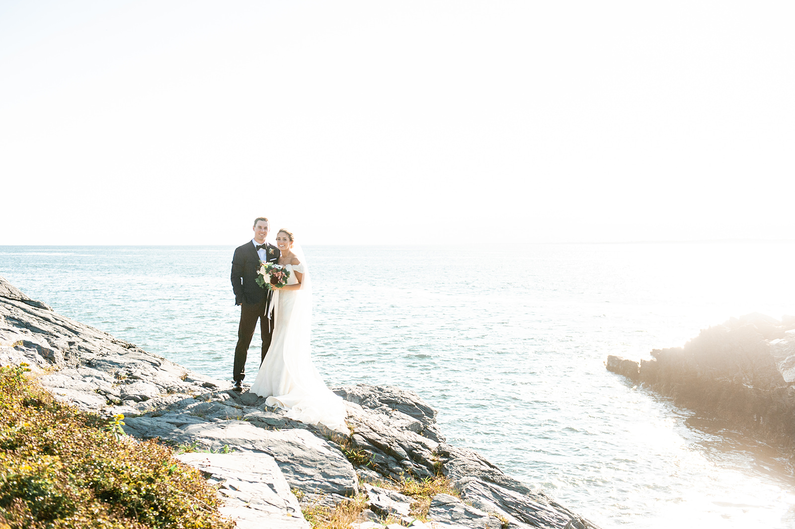Nicole and Jack's Belle Mer Wedding