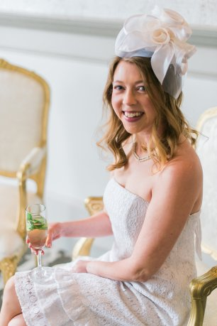 Derby Day and Big Hats Bridal Shower Styled Shoot on The Newport Bride