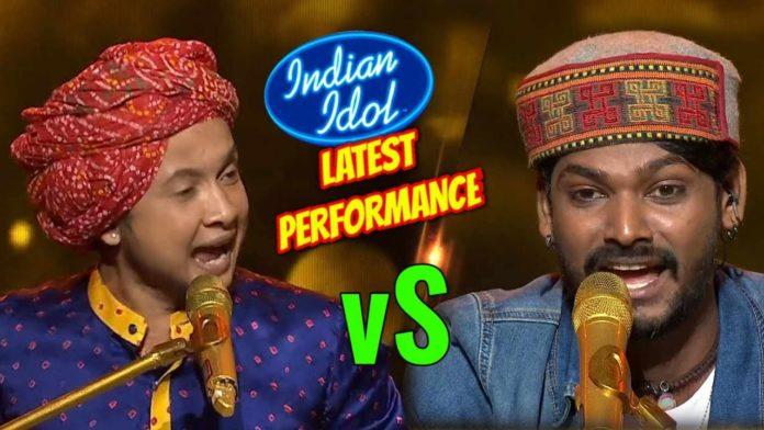 Indian Idol 12 Pawandeep Rajan Sawai