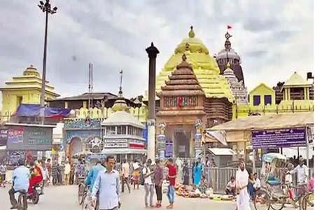 পুরী জগন্নাথ মন্দিরে করোনা