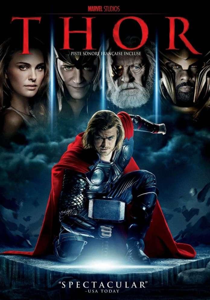 Thor first movie