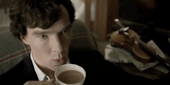 Sherlock Holmes 7% Strong tea