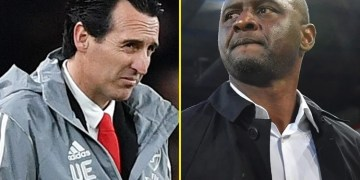 Arsenal should sack Unai Emery TODAY and hire Patrick Vieira or Freddie Ljungberg, says Gunners legend Ray