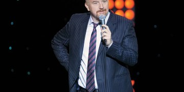 "Latest in Music Louis C.K. to Crowd in Israel: ""I'd Rather Be in Auschwitz Than New York City"" – Hollywood Reporter"