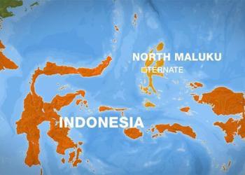 Strong quake hits Indonesia sea; tsunami risk reported