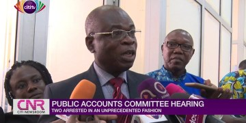 public-accounts-committee-hearing:-two-arrested-in-an-unprecedented-fashion
