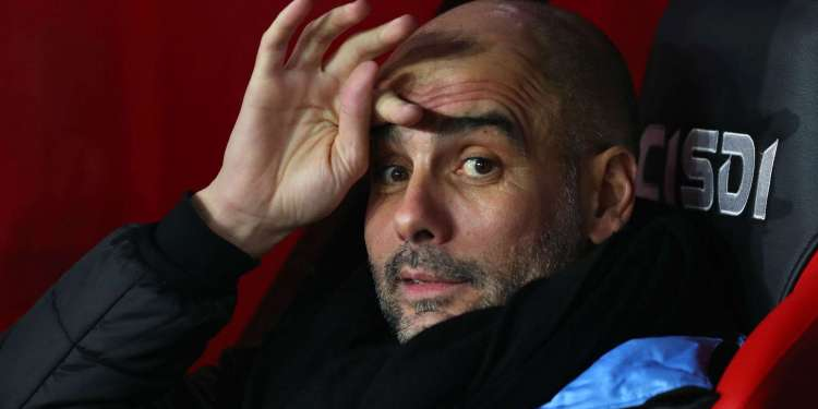 Guardiola, Guardiola eyes Man Utd showdown after FA Cup victory