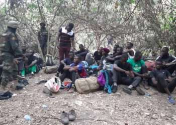 Court remands 21 Western Togoland military recruits arrested in the Volta Region