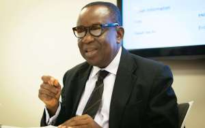 National Security Minister Kan Dapaah