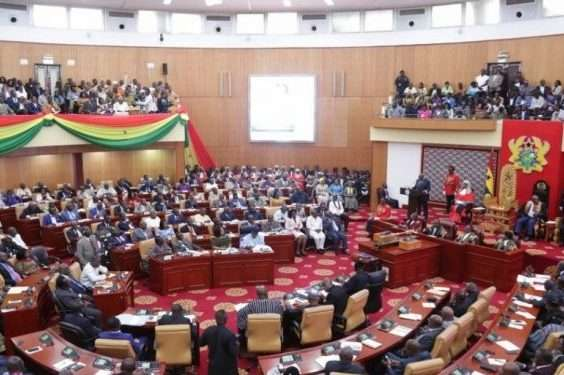 tax waiver, Parliament approves GH¢41.48million tax waiver for four state institutions