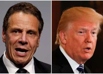 Trump tangles with Cuomo over coronavirus: 'Keep politics out of it'