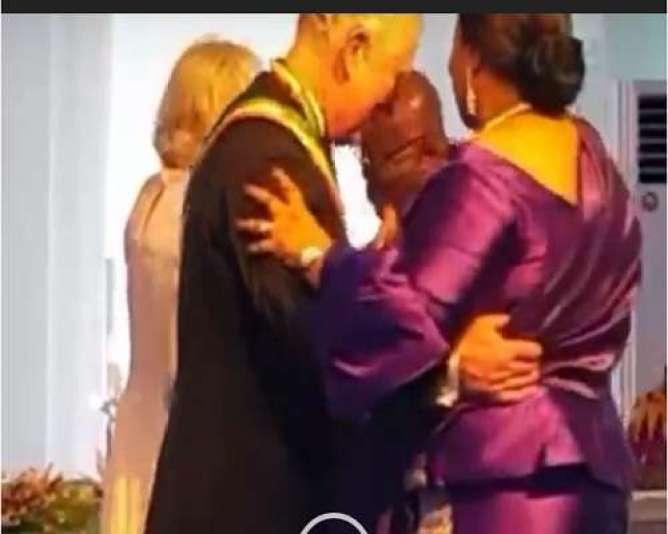 Akufo-Addo's Wife, Rebecca Akufo