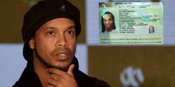Ronaldinho arrested in Paraguay for possessing a fake passport
