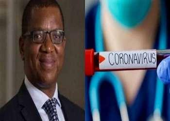 Nigerian Professor finds cure for Coronavirus