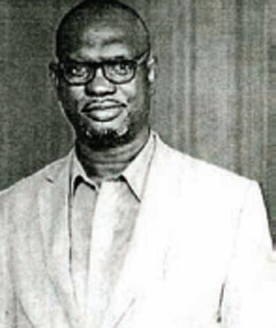 Pastor Emmanuel Folorunso Abina