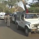 भोपाल के इन इलाकों में लगा कर्फ्यू, भारी संख्या में पुलिस बल तैनात, जानिए इतनी सख्ती का कारण