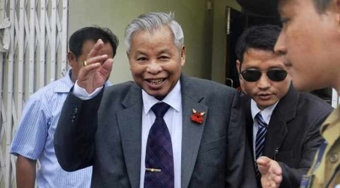 NSCN-IM Chairman Isak Chisi Swu died at a Delhi hospital on Tuesday, after months of battling a kidney ailment