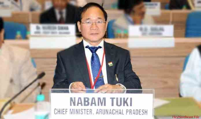 The court ruling paves way for the restoration of the Congress government led by Nabam Tuki in Arunachal Pradesh