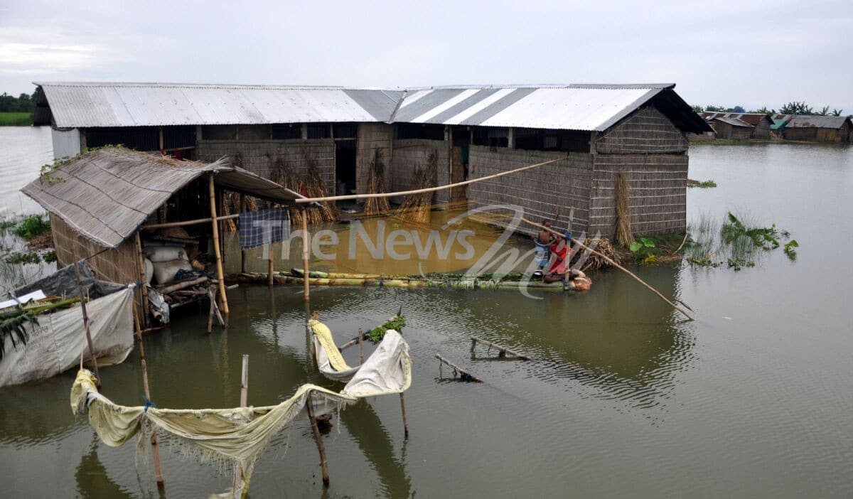 Central team to visit Assam to asses flood situation