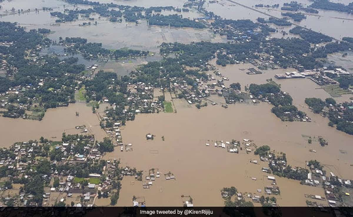 1300 flood-affected people rescued by NDRF