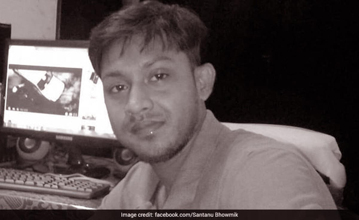 Political reporter beaten and stabbed to death in north-east India, triggering tensions