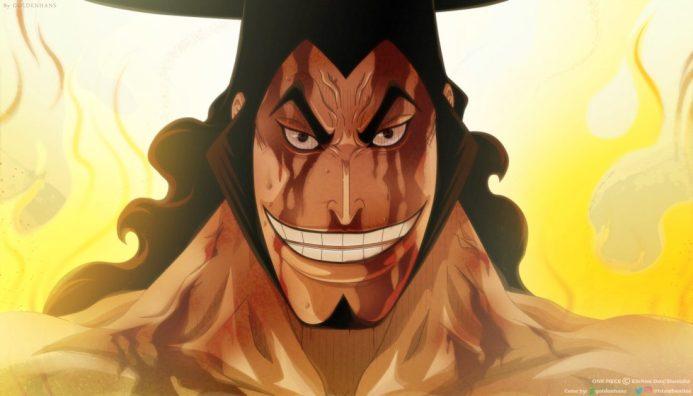 One Piece Episode 972