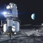 SpaceX earns NASA contract to send astronauts to the moon in its 2024's lunar lander mission