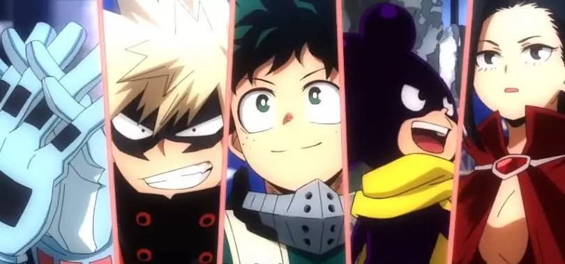 My Hero Academia Season 5 Episode 5