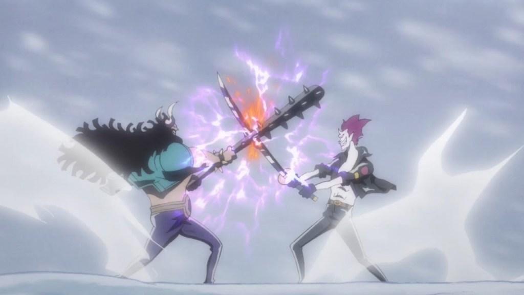 Kaido vs Moria