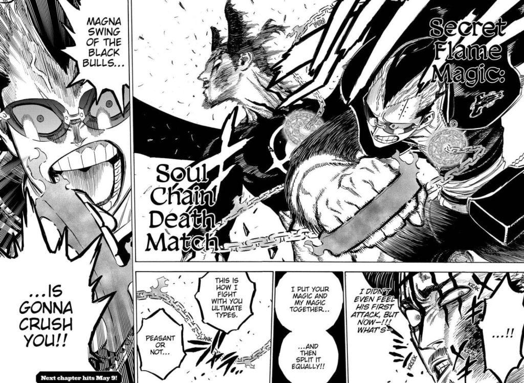 Magna vs Dante