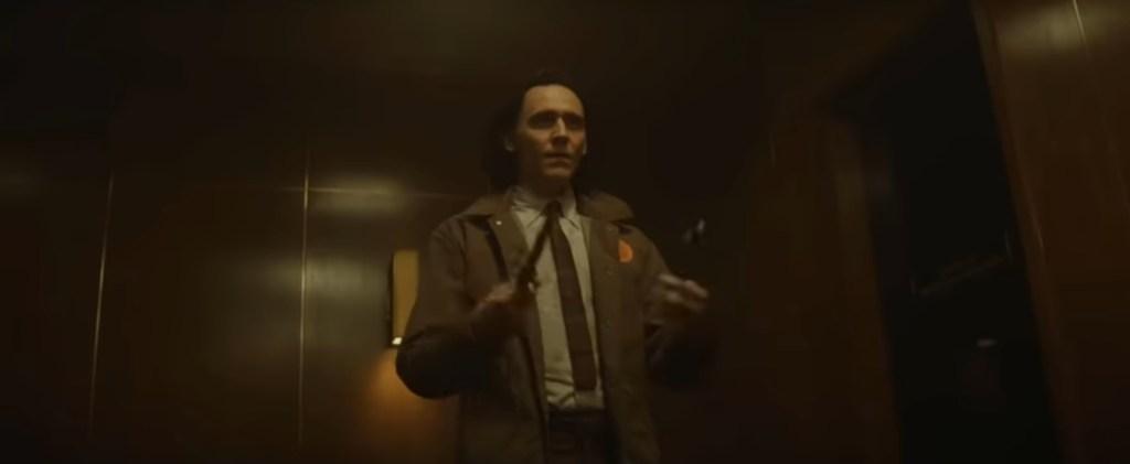 Loki Using Dagger