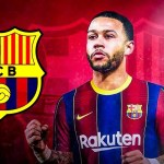 Memphis Depay close to signing at Barcelona for 3 years