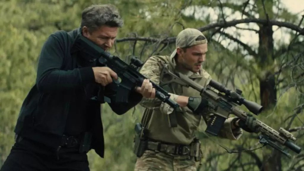 Those Who Wish Me Dead review – An action thriller to make your day