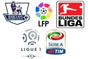 Top-5-Leagues