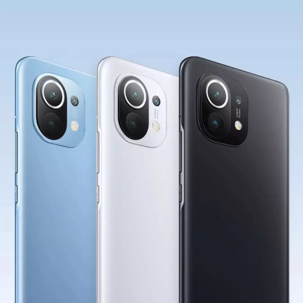 Xiaomi, Oppo, Realme, and other Chinese brands further reduced their target sales in 2021