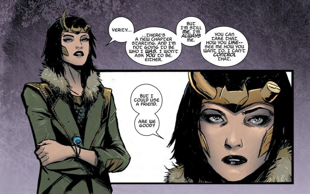 "Loki Season 1: Who is the ""Loki Woman"" variant of the series?"