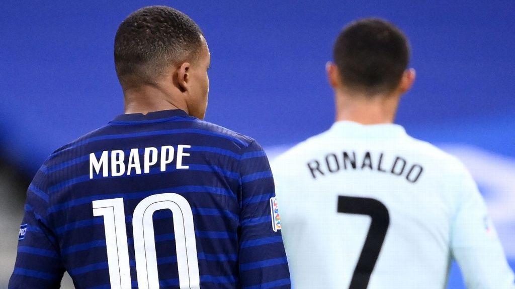 Mbappe-Ronaldo