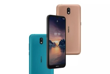 Nokia 1.3 units start receiving Android 11 Go Edition update after one and a half year of its launch