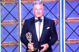 Alec Baldwin Wins Emmy for His 'SNL' Donald Trump Impersonation [Video]