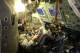 NASA Astronauts Arrive in Space for a Mission