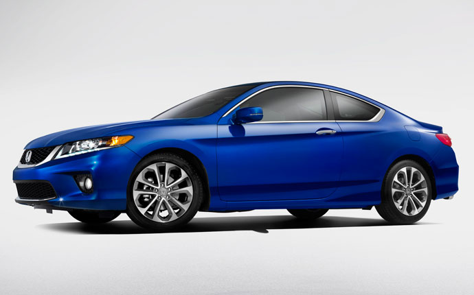 How does the honda accord coupe compare to the toyota camry solara coupe? 2014 Honda Accord Coupe Overview The News Wheel