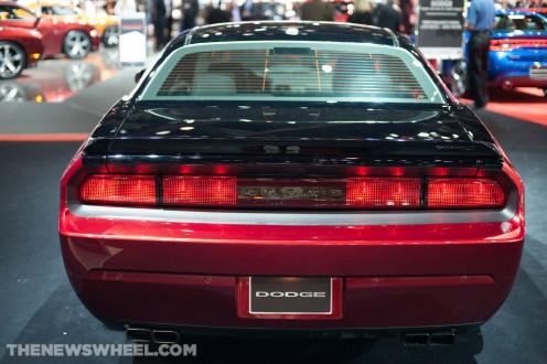 2014 Dodge Challenger Overview