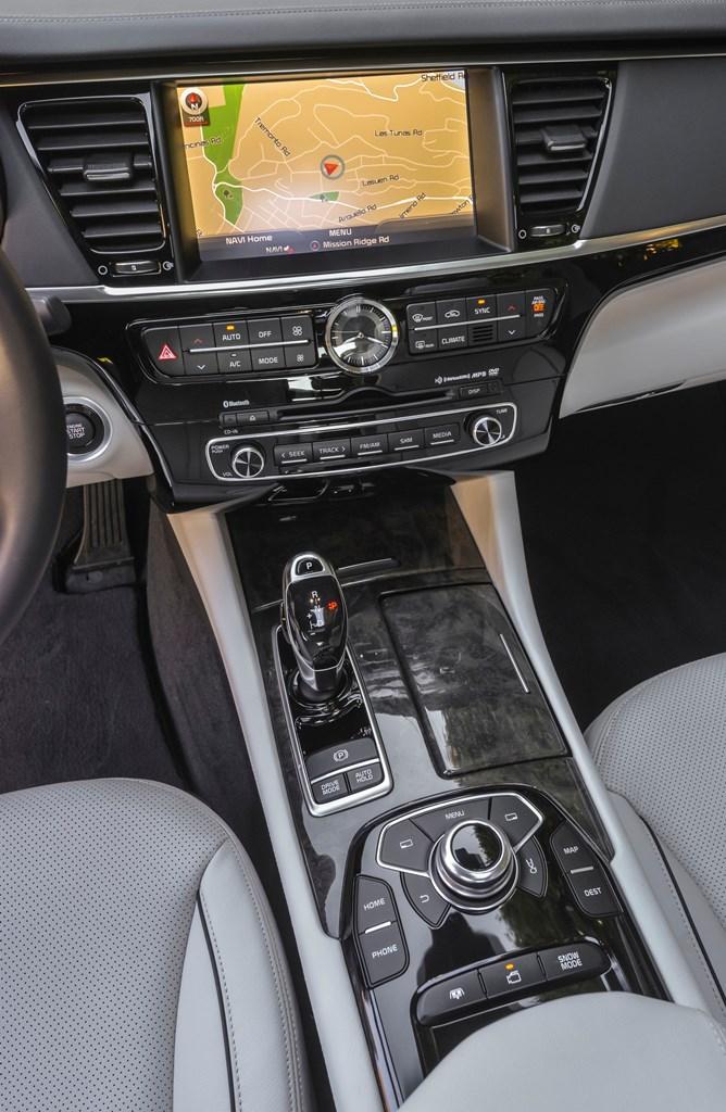 2015 Kia K900 Overview The News Wheel